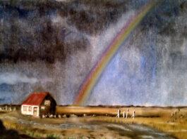 ArtHouse SCA: Beautiful Britain - Rainbows in Lockdown