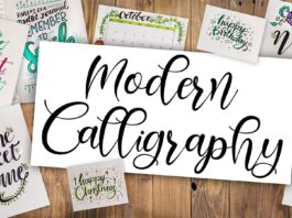 Make. North Docks: Introduction to calligraphy
