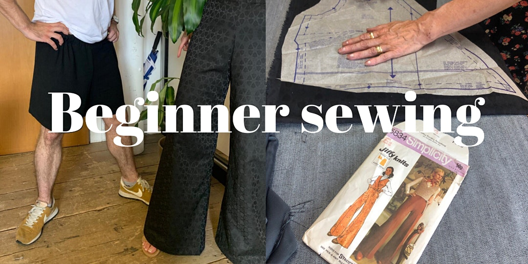 Make. Baltic: Beginner Sewing - Shorts or Pants (Course)