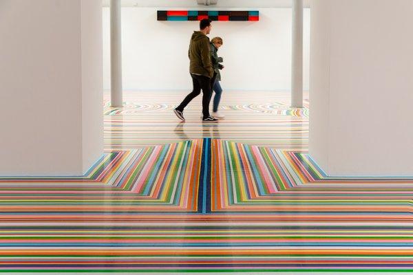 Tate Liverpool: Op Art in Focus