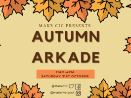 Make Hamilton: Autumn Arkade
