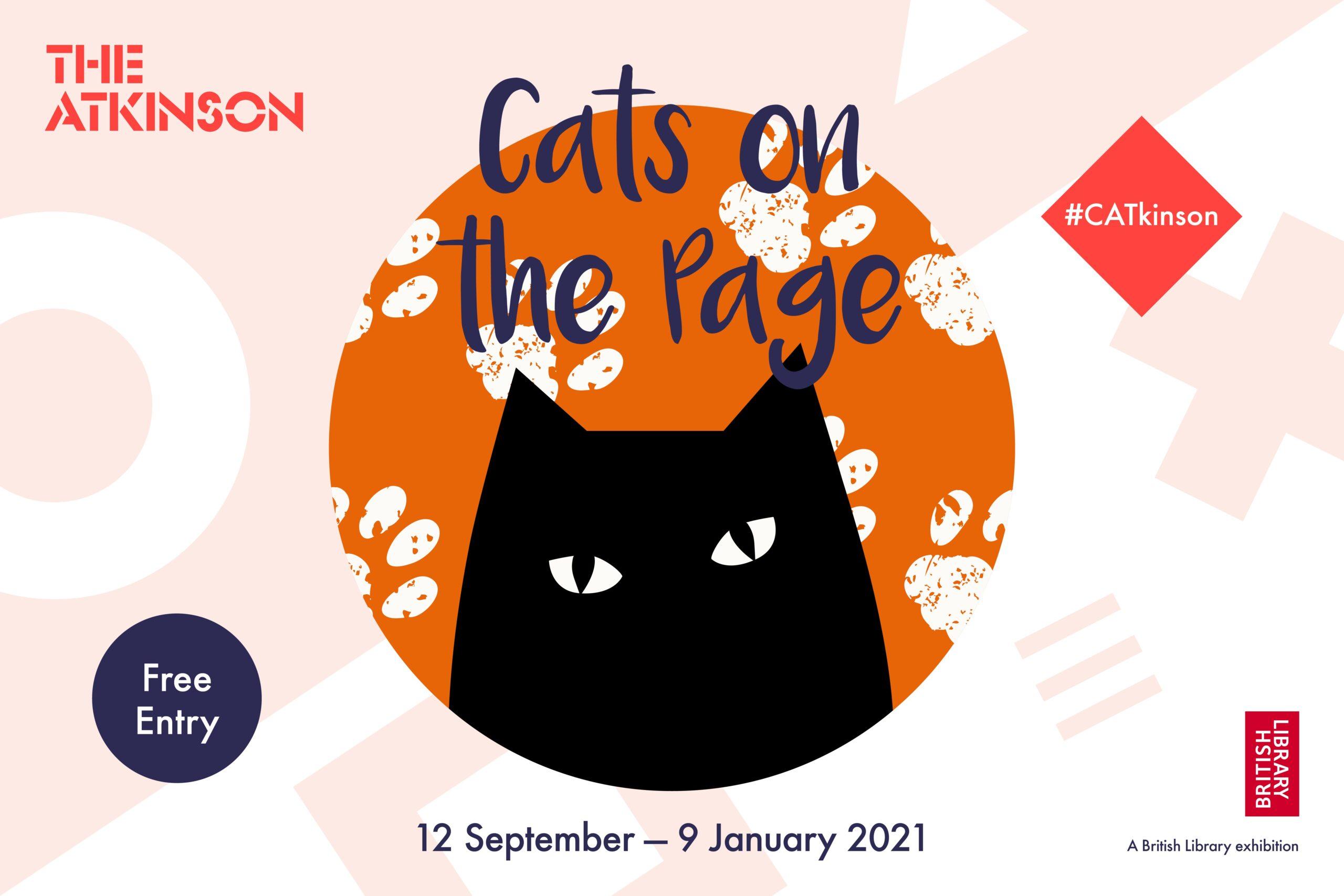 The Atkinson: Cats on the Page