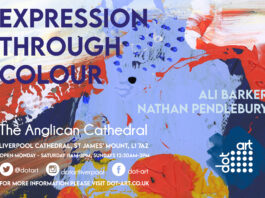 Liverpool Cathedral: dot-art: Expression Through Colour