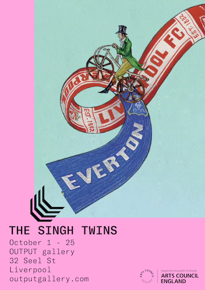 OUTPUT Gallery: The Singh Twins
