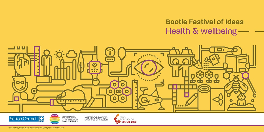 Bootle Festival of Ideas – Health & wellbeing