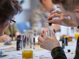 Make North Docks: Introduction to Perfume Making