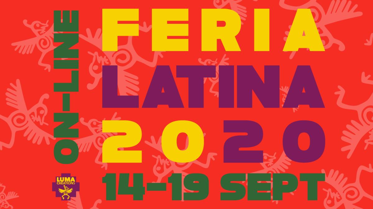 Live Stream: Feria Latina 2020