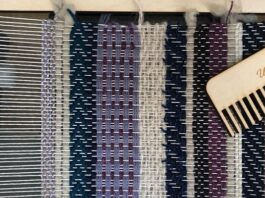 Make North Docks: Weave and Wine: an Introduction to Weaving