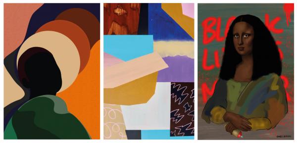 Bluecoat: Celebrating Liverpool's Black Artists - Sumuyya Khader