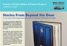 Kirkby Gallery (Online): Stories from Beyond the Door