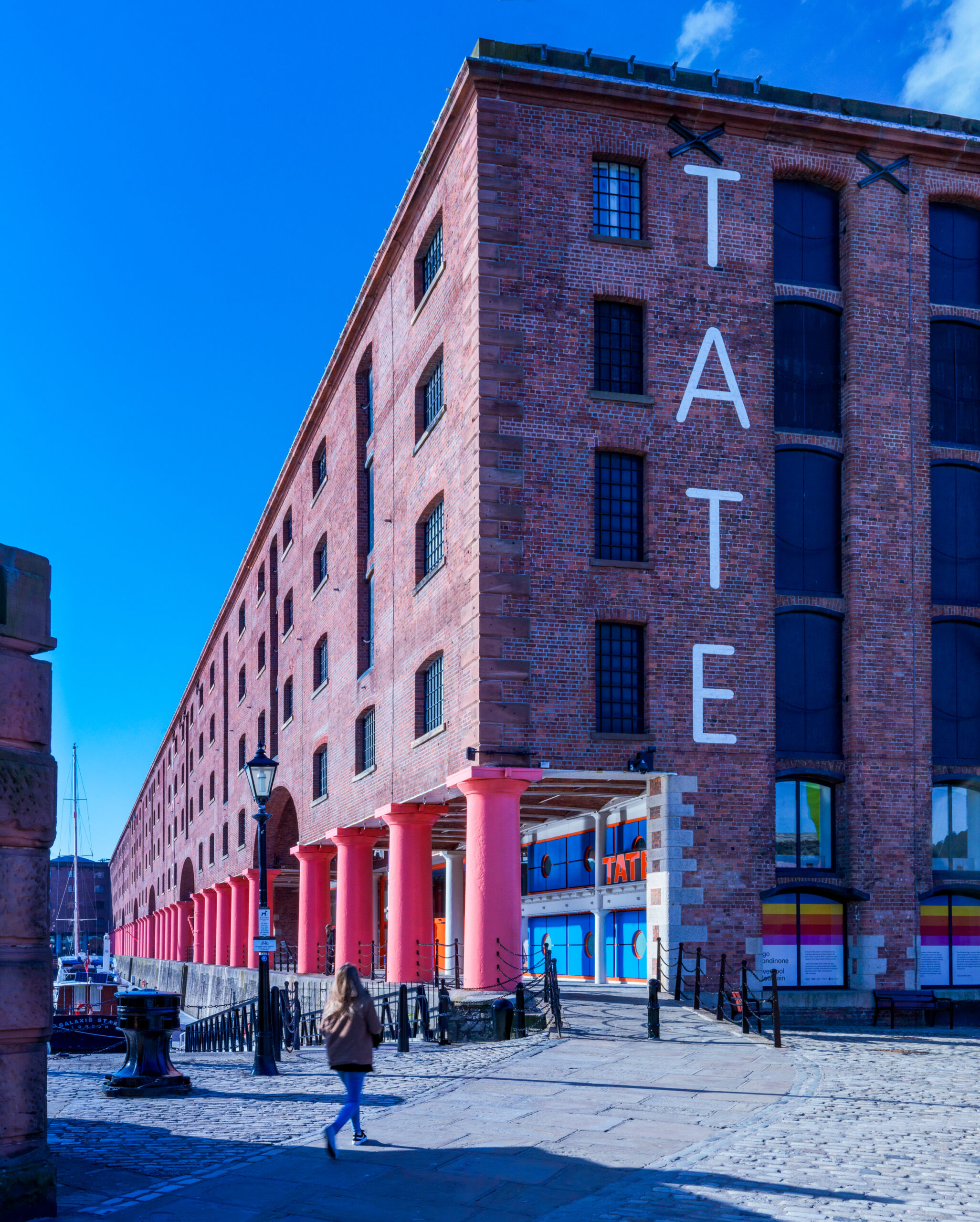 Tate Liverpool: HMP to Hope: Escaping the Frame (Symposium)