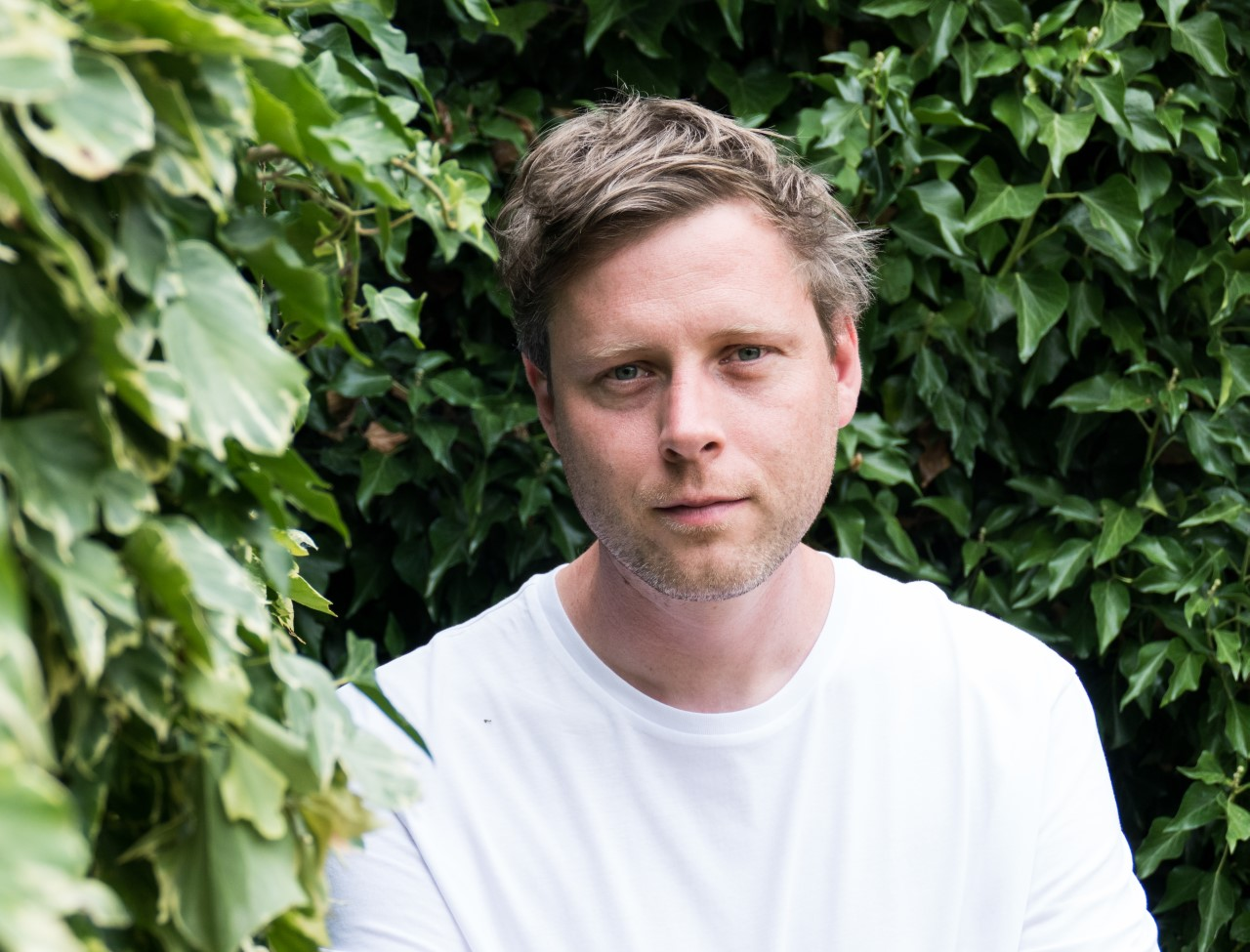 The Reader (Online): Max Porter