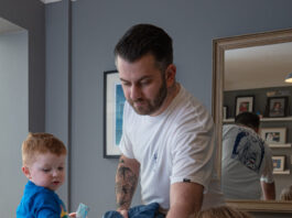 Independents Biennial: Mark Hobbs: Dads
