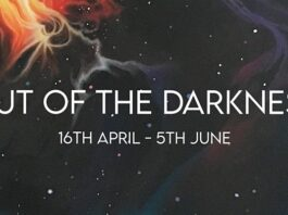 dot-art: Out of the Darkness