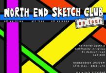 Dead Pigeon Gallery (Netherley): North End Sketch Club