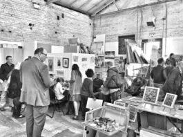 Hub Studios & Gallery: LightNight: Members Show and Open Studio