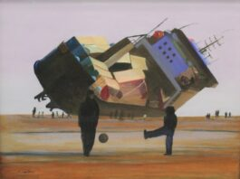 The Atkinson: The Landing: Hutton Art Society