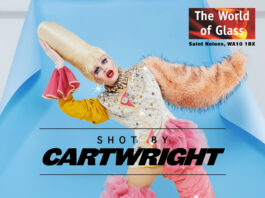 The World of Glass: DragFACE