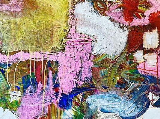Symposium (Online): Time / Space / Paint: A Conversation