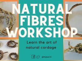 Make. Hamilton Square: Introduction to Natural Fibres