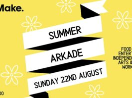 Make. North Docks: The Summer Arkade 2021