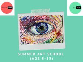 Outline Arts: Summer Art School - Canvas Portraits