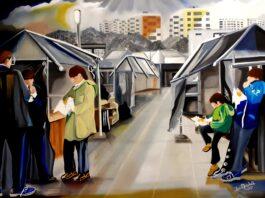 Kirkby Gallery: Steve Randall, Kirkby Chronicles