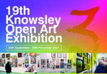 Kirkby Gallery: 19th Knowsley Open Art Exhibition