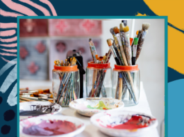 Merseymade: introduction to acrylic painting