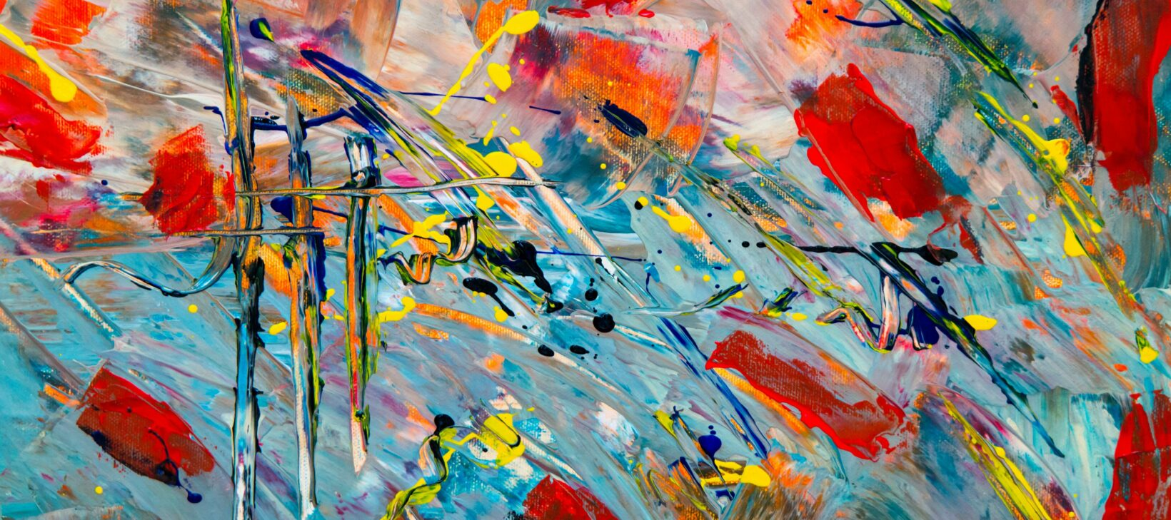 Bluecoat: Abstract painting with Alex Macupova