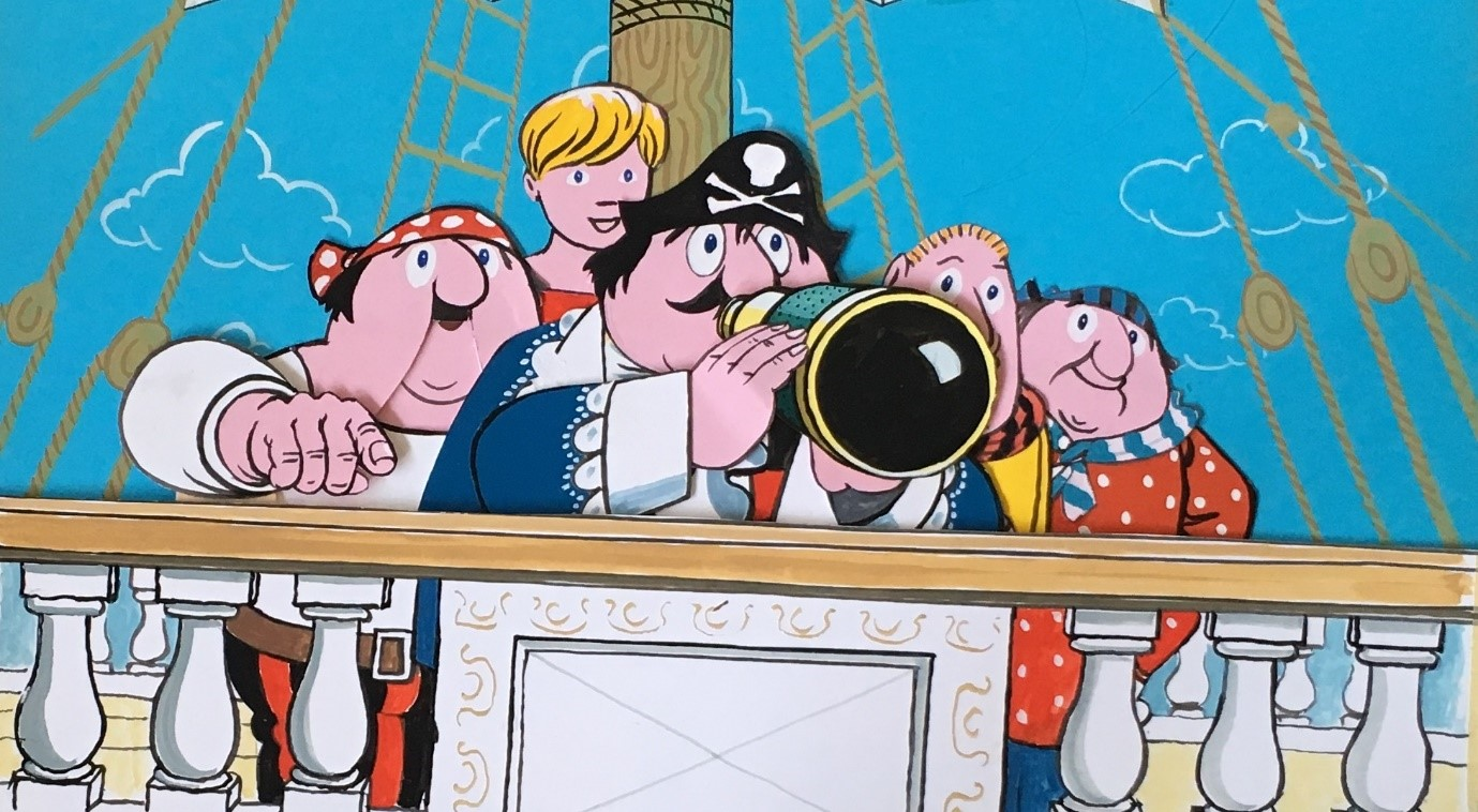The Atkinson: Captain Pugwash & Friends: The TV and book creations of John Ryan