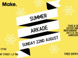 Make North Docks: Summer Arkade