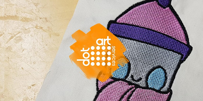 FACT: dot-art: Digital Embroidery