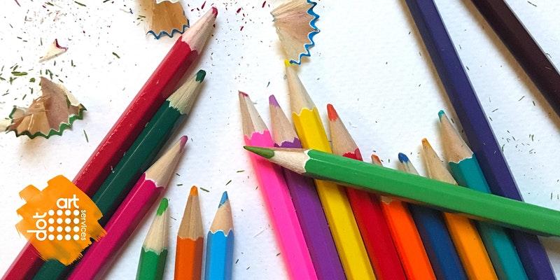 Northern Lights: dot-art Club (10-13 year olds)