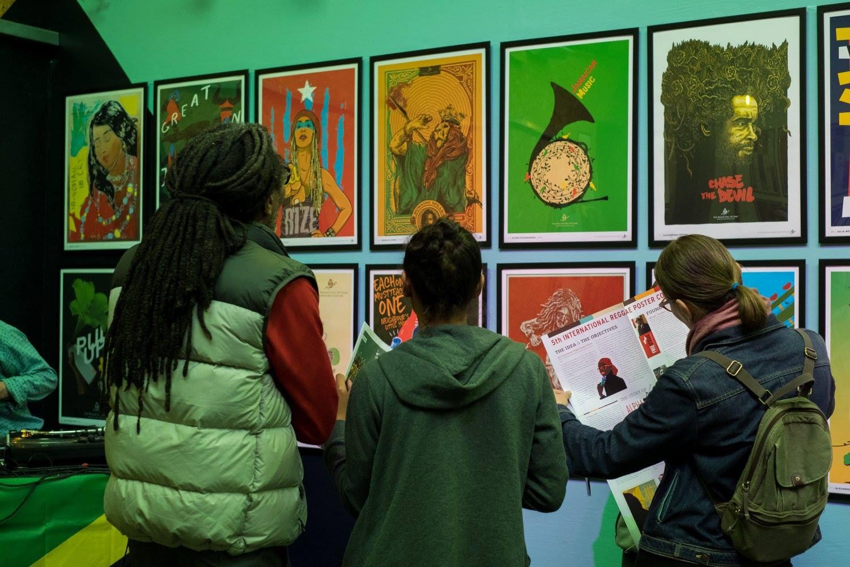92 Degrees: The Art of Reggae 2021