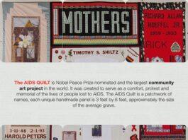 24 Kitchen Street: AIDS Quilt UK