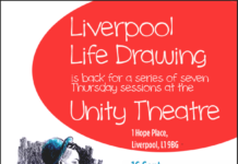Unity Theatre: Liverpool Life Drawing