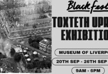 Museum of Liverpool: BlackFest 2021: 1981 Toxteth Uprisings Exhibition