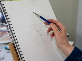 Kirkby Gallery: Practicing Portraits II